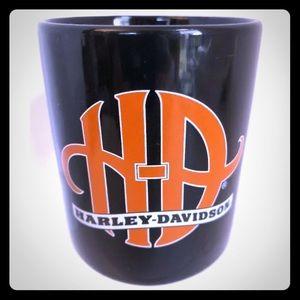 Vintage Harley Davidson coffee mug 1996